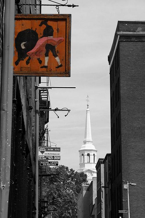 Bullfight_steeple