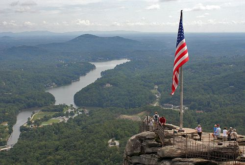 Chimney_Rock_flag