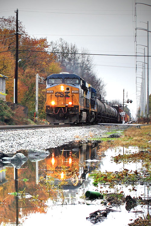 CSX_5418_reflection